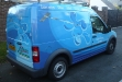 Caerphilly Council - Vehicle Wrap